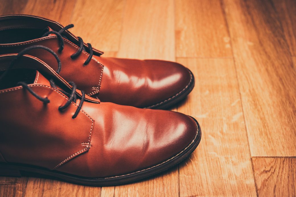 Leather Shoes Image
